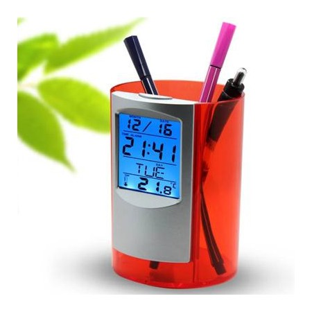 electronic stationery holder