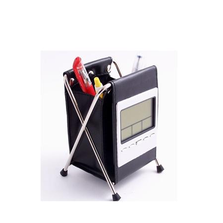Electronic stationery holder